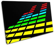 Graphic Equalizer DJ Club - 13-0908(00B)-SG32-LO